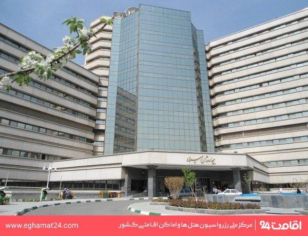 بیمارستان تخصصی و فوق تخصصی میلاد