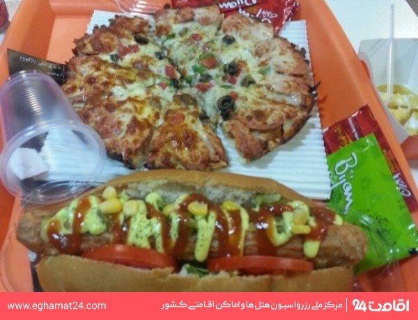پیتزا پاشا