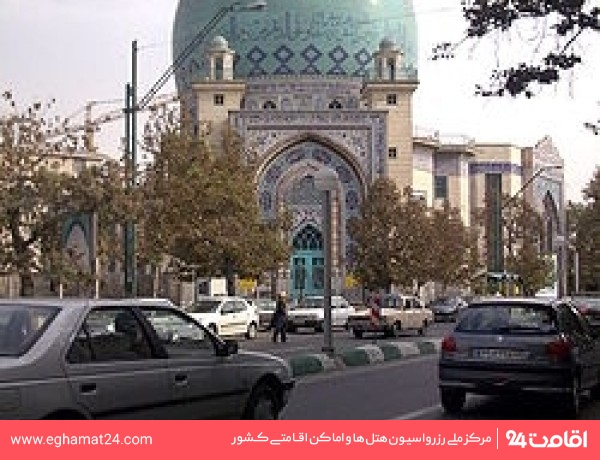حسینیه ارشاد