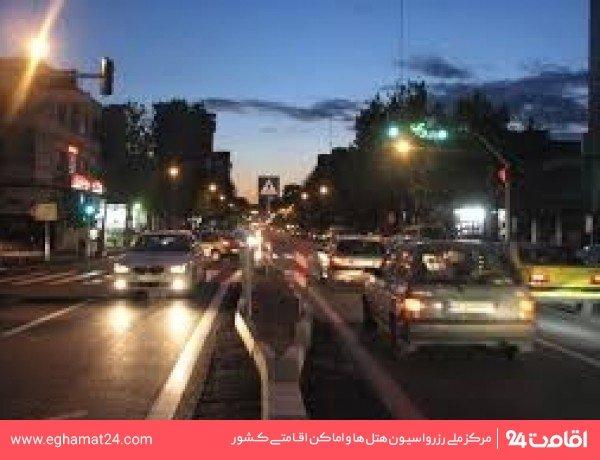 خیابان سهروردی