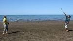 سواحل زیبای دریای خزر