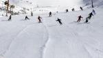 پیست اسکی تاریک دره