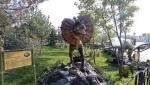 پارک ژوراسیک (دایناسور های متحرک)