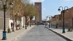 خیابان کرمان یزد