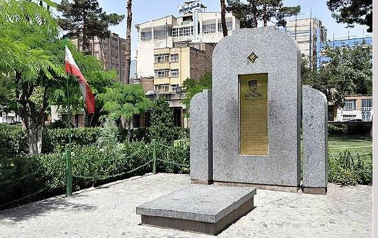 مقبره کلنل پسیان در مشهد