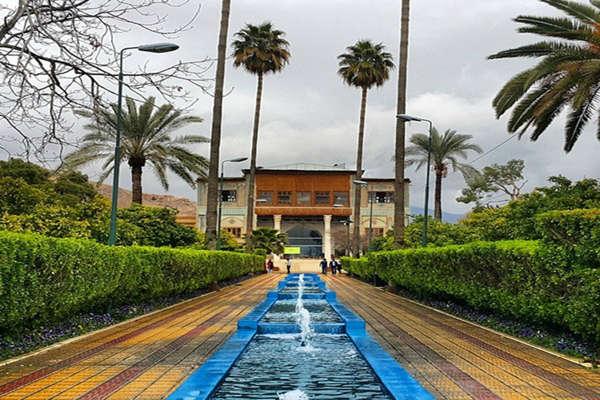 باغ دلگشا شیراز کجاست ؟ معرفی، آدرس و تصاویر