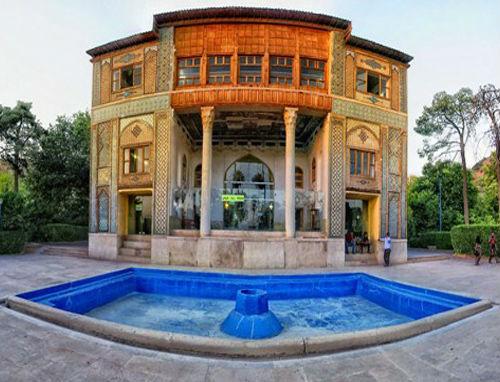 باغ دلگشا در شیراز