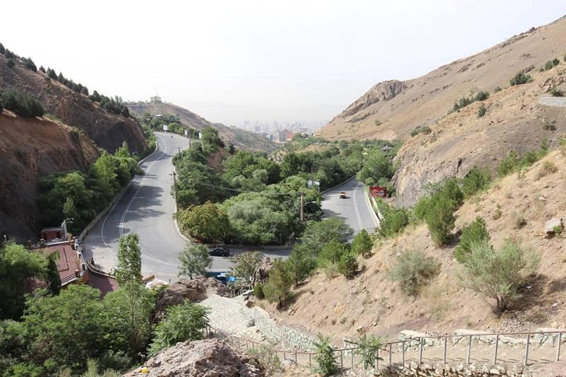 کوه توچال تهران