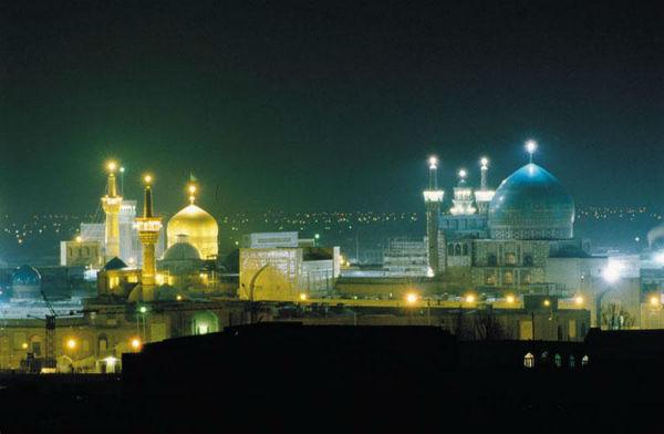 مسجد گوهرشاد در مشهد