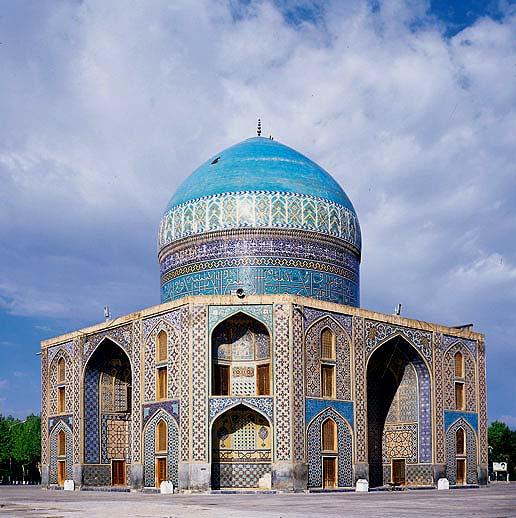 آرامگاه خواجه ربیع در مشهد