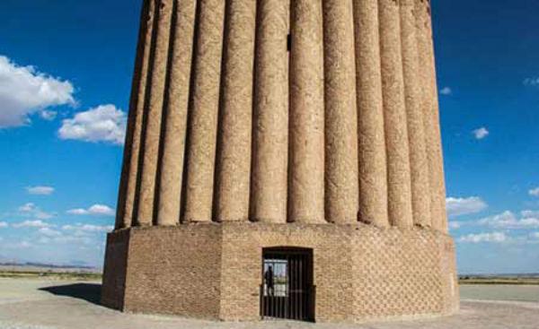 برج رادکان در مشهد