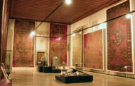 موزه فرش ایران در تهران : آدرس و تصاویر