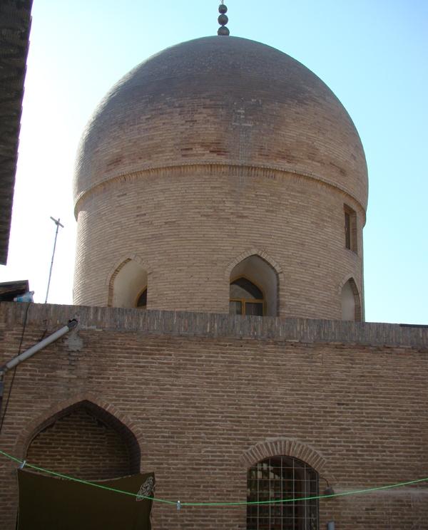 آشنایی با بنای گنبد خشتی مشهد - وبلاگ اقامت ۲۴