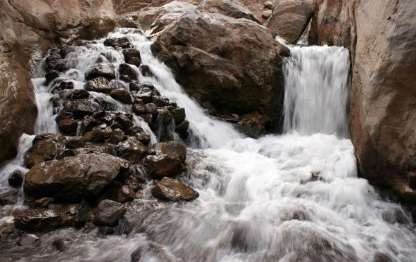 آبشار ارتکند کلات نادر