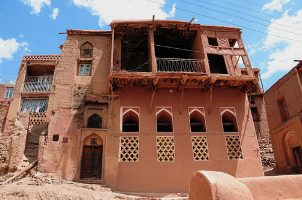 روستای ابیانه اصفهان
