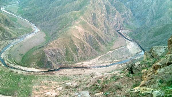 معرفی کشف رود مشهد