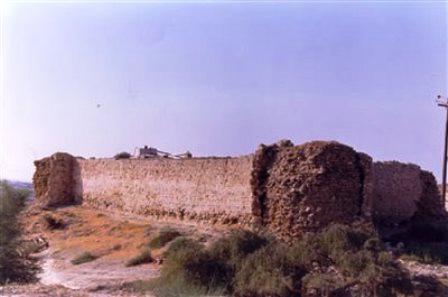 قلعه نادری در جزیره قشم