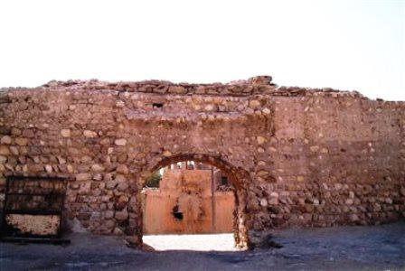 قلعه نادری در قشم