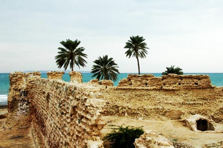 قلعه پرتقالی ها در جزیره قشم