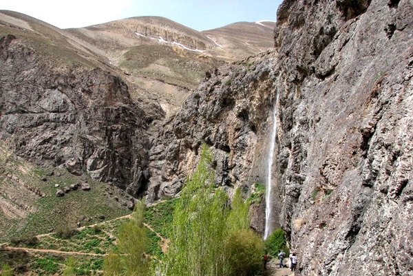 آبشار سنگان تهران