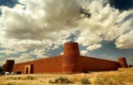 ارگ گوگد گلپایگان : دومین بنای خشتی ایران