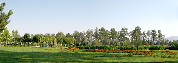 پارک جنت شیراز