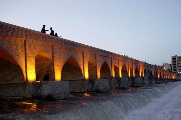 پل مارنان اصفهان