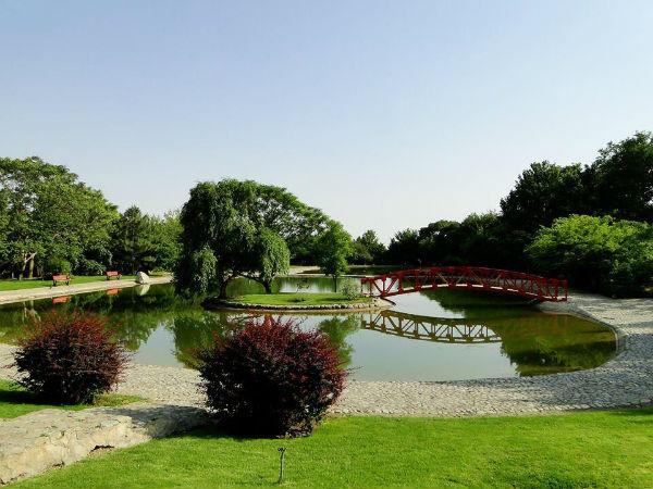 باغ ملی گیاه شناسی ایران