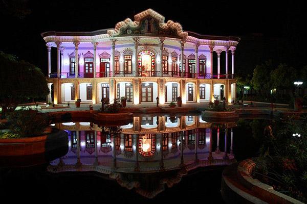 باغ شاپوری شیراز