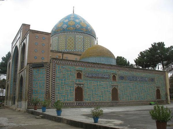 امامزاده محروق نیشابور