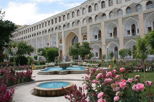 هتل عباسی اصفهان