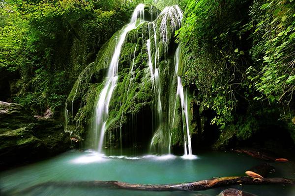 معرفی آبشارهای استان گلستان