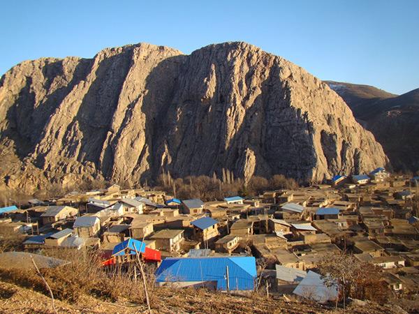 روستای هیر قزوین