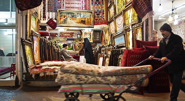 لیست بازار و مراکز خرید مشهد، آدرس