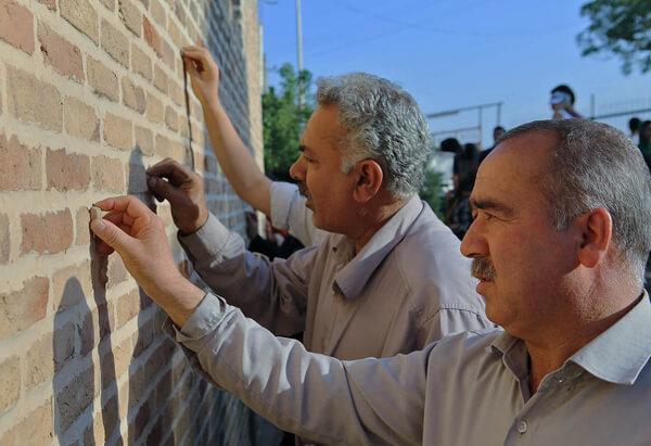 جشن 50 بدر در شهر قزوین