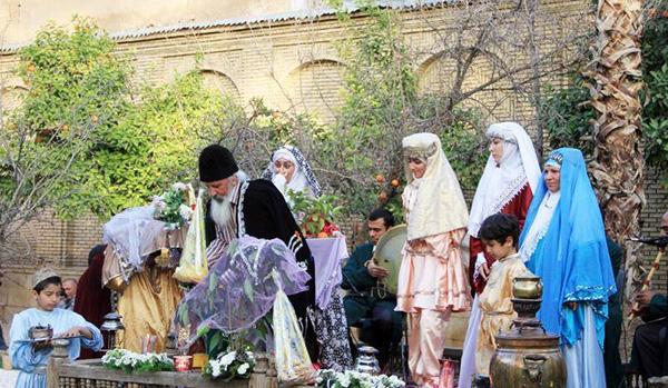 آیین های کهن شیراز