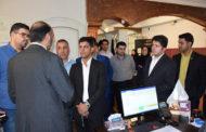 بازدید مقامات عالی رتبه کشور عراق از مجموعه اقامت 24