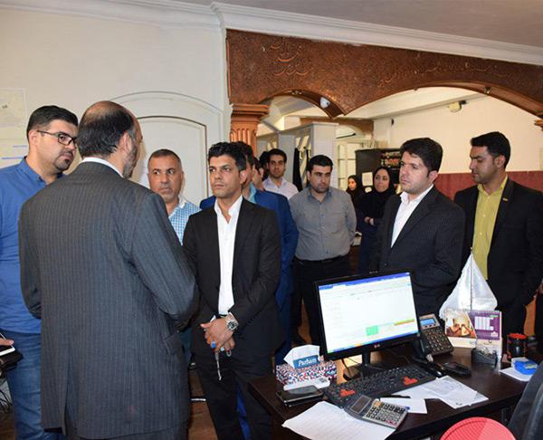 بازدید مقامات عراق از اقامت 24