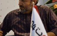 حمیدرضا آشتیانی پور، مدیر تولید سریال در جستجو آرامش در غرفه اقامت 24