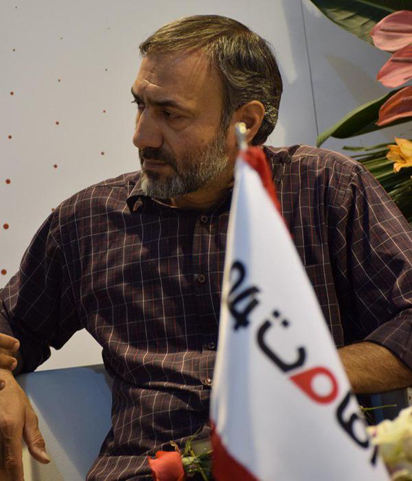 اقامت 24 در نمایشگاه الکامپ تهران