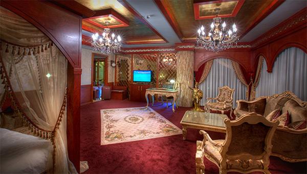 اقامتی مجلل به سبک هتل درویشی مشهد