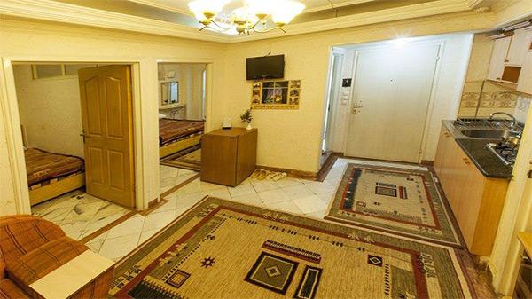 هتل های ارزن مشهد