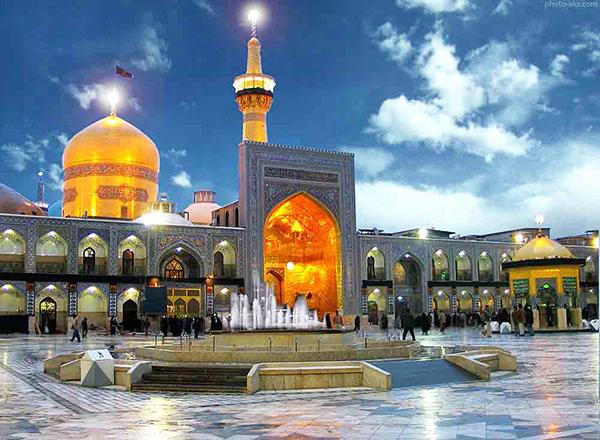 هتل های ازان مشهد