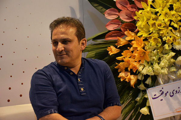 آقای مسلمی مهمان اقامت 24 در الکامپ تهران