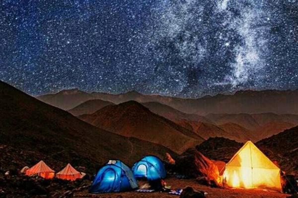کویر بالی مصر