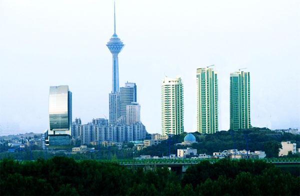 فهرست جاهای دیدنی تهران