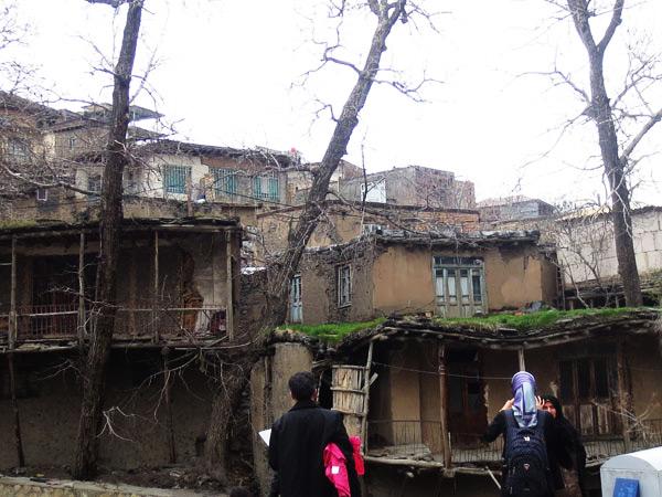 روستای تاریخی ازغد