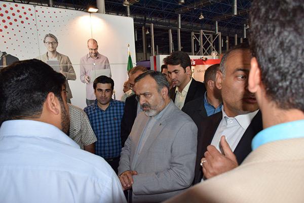 نمایشگاه کامپیوتر ایرانکام