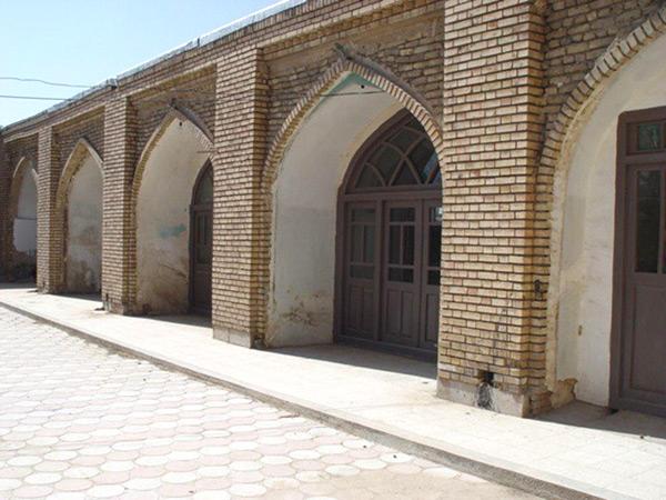مسجد جامع رادکان
