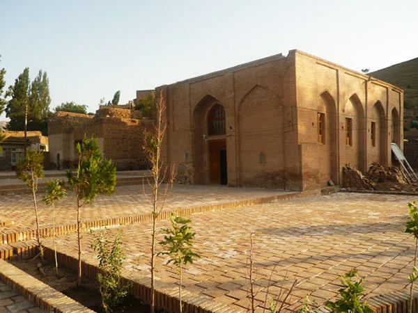 مسجد شیخ حیدر کدکنی تربت حیدریه